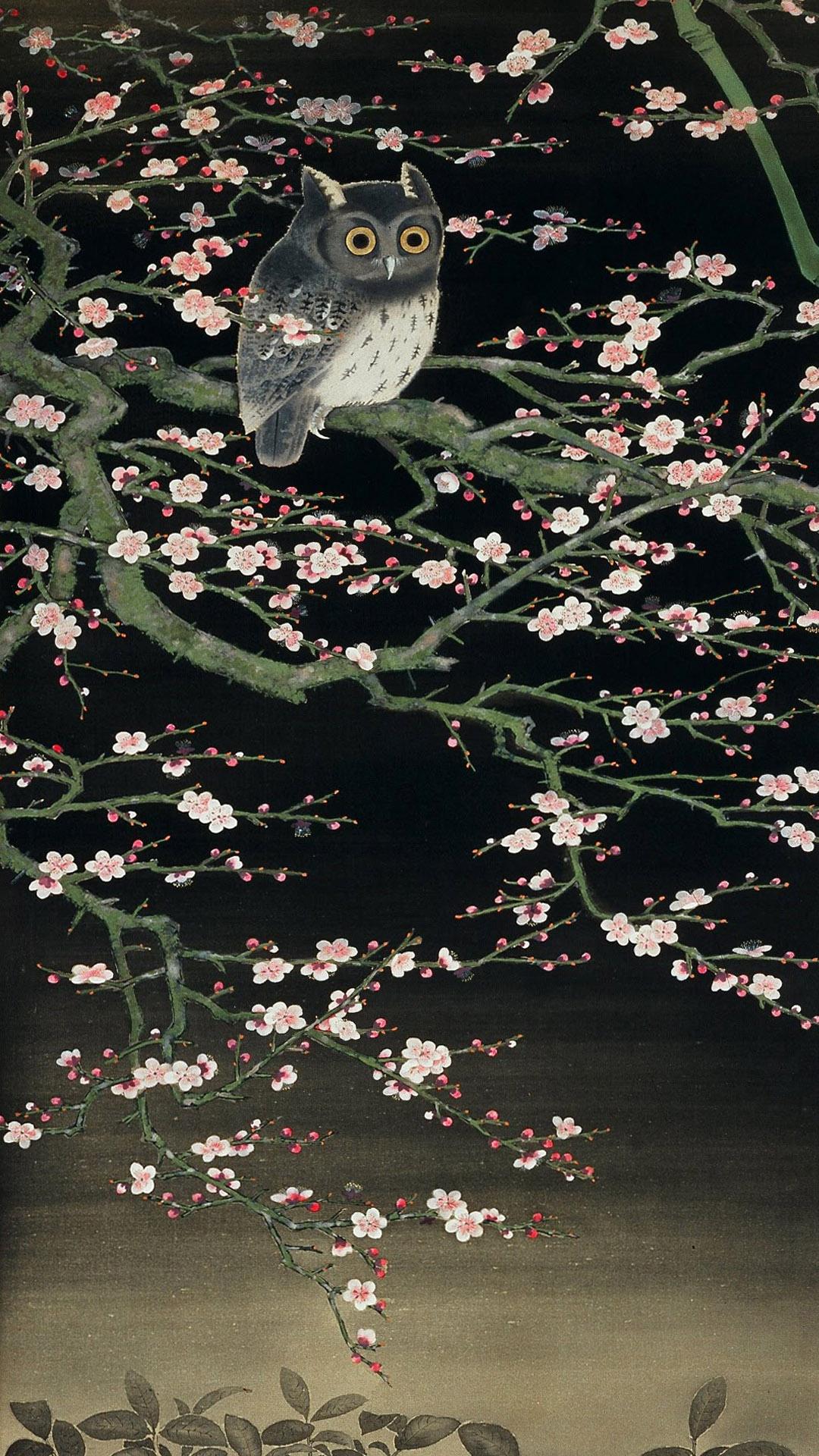 Omoda seiju - Haru no yoru 1080x1920 2