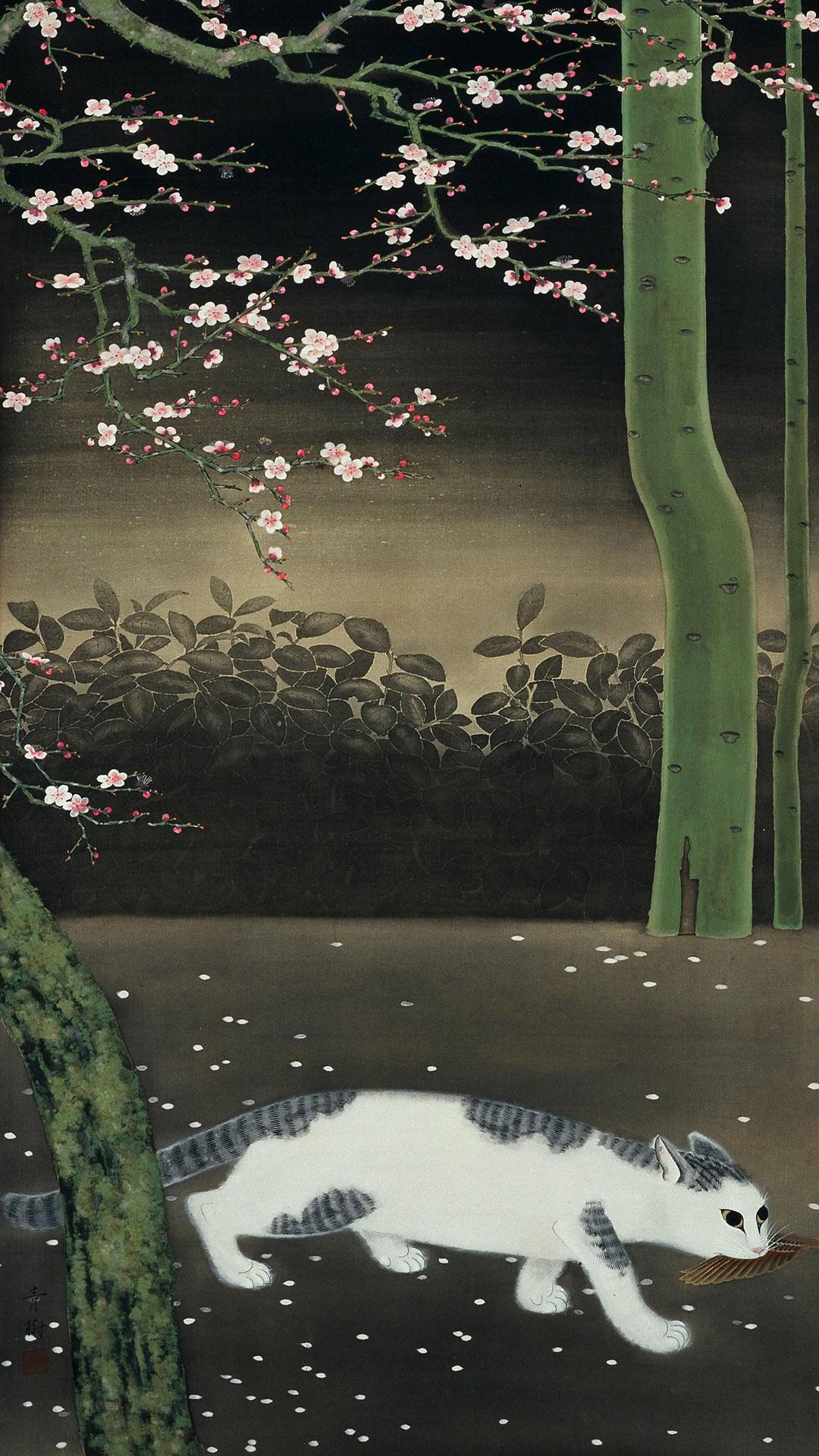 Omoda seiju - Haru no yoru 1080x1920 3