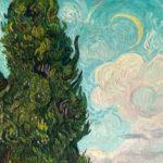 フィンセント・ファン・ゴッホ / Cypresses