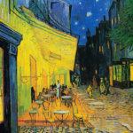 フィンセント・ファン・ゴッホ / Cafe Terrace at Night