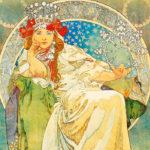 アルフォンス・ミュシャ / Princess Hyacinth