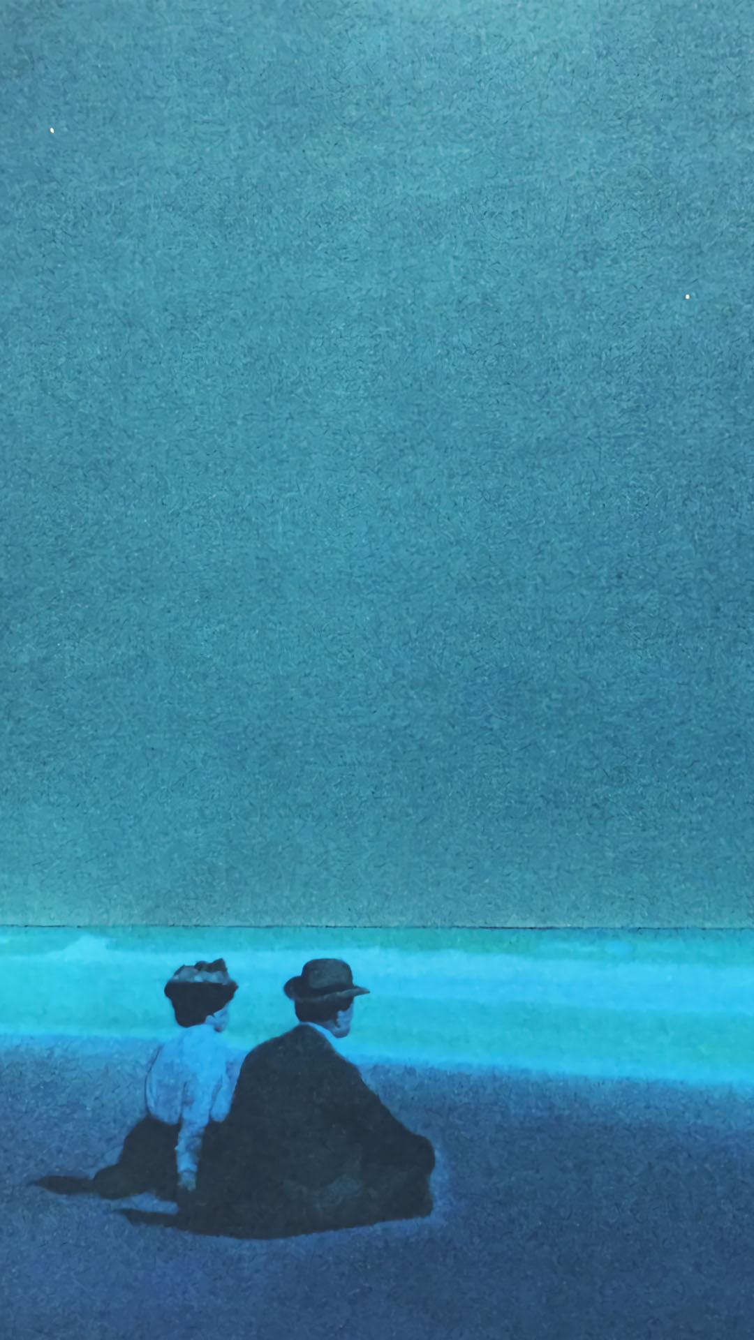 Devin Wayne Leonardi - two friends on the shore of long island 1080x1920