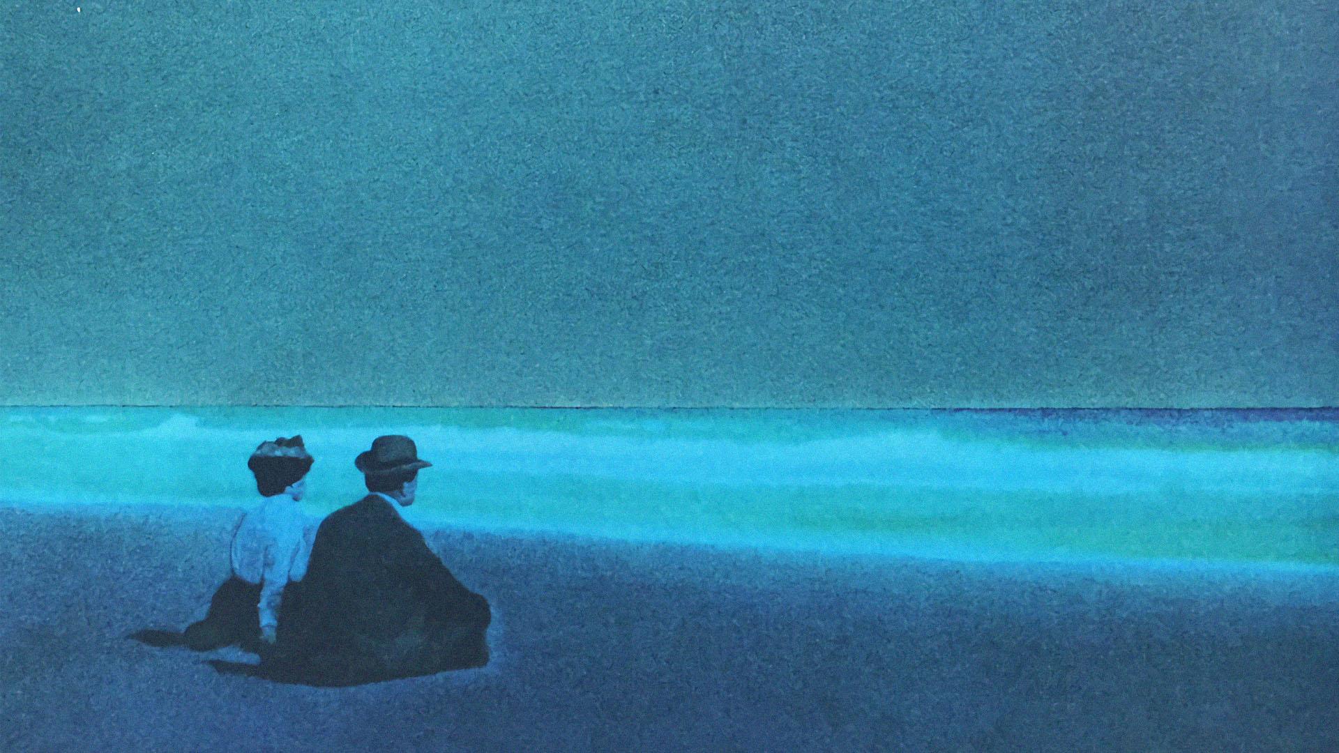Devin Wayne Leonardi - two friends on the shore of long island 1920x1080