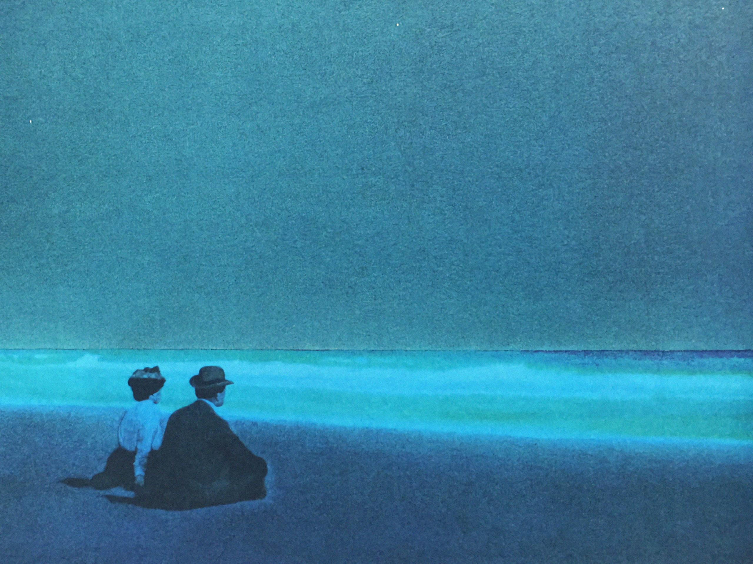 Devin Wayne Leonardi - two friends on the shore of long island 2732x2048