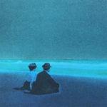 デヴィン・ウェイン・レオナルディ / Two friends on the shore of long island