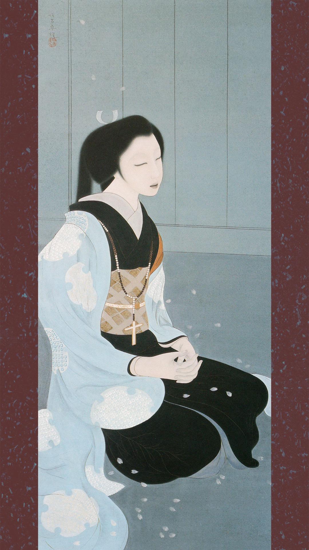 Hashimoto Meiji Garasha fujin zou 1080x1920 2