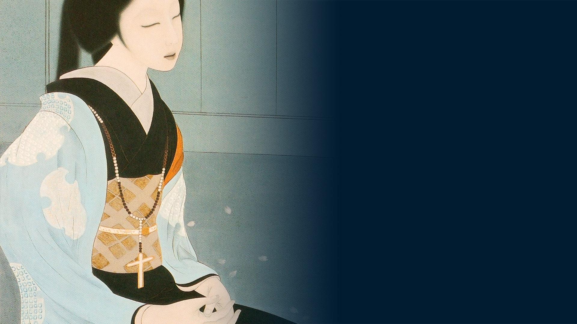 Hashimoto Meiji - Hosokawa garasha 1920x1080
