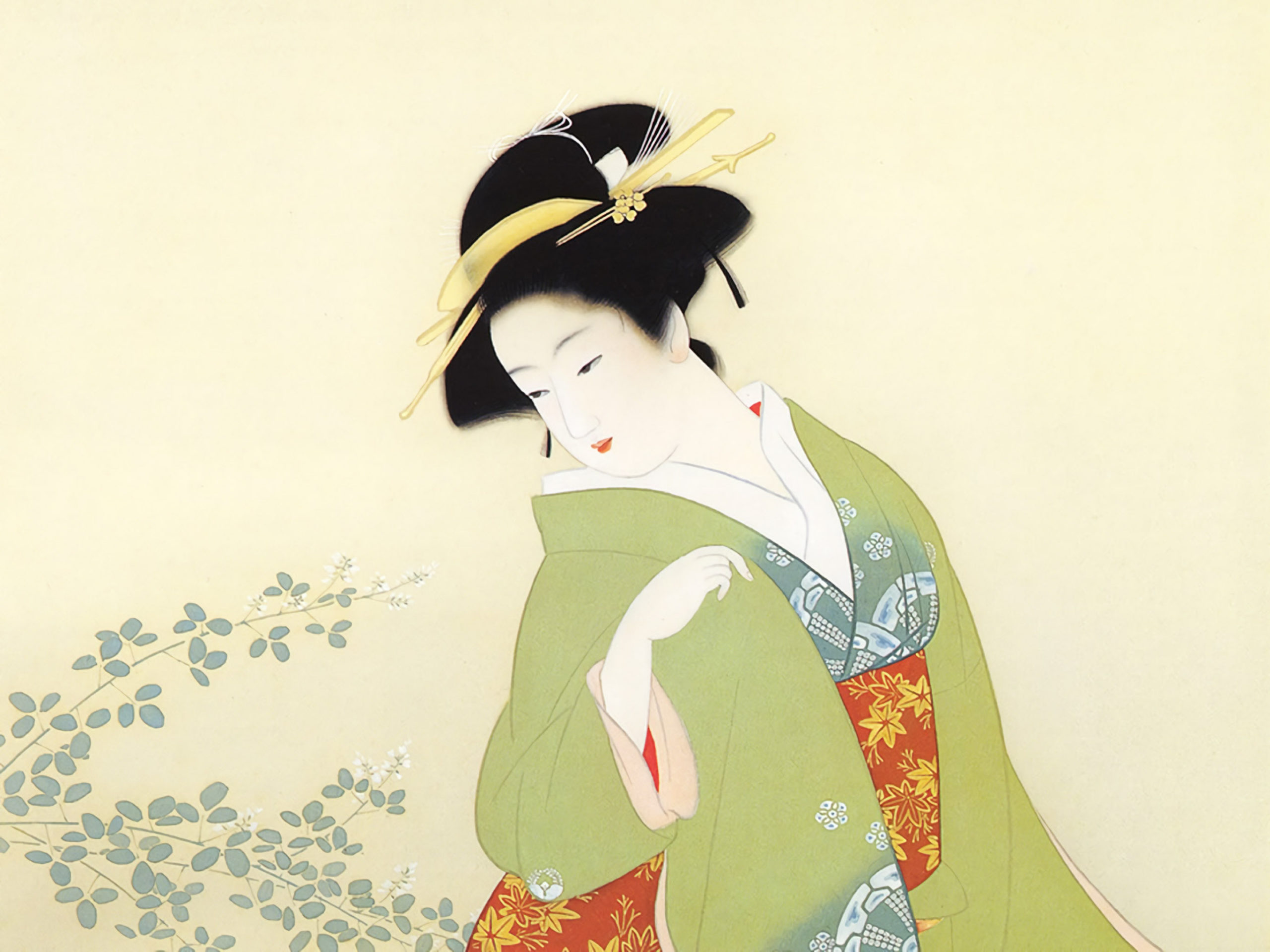 Uemura Shoen - Shinshu 2732x2048