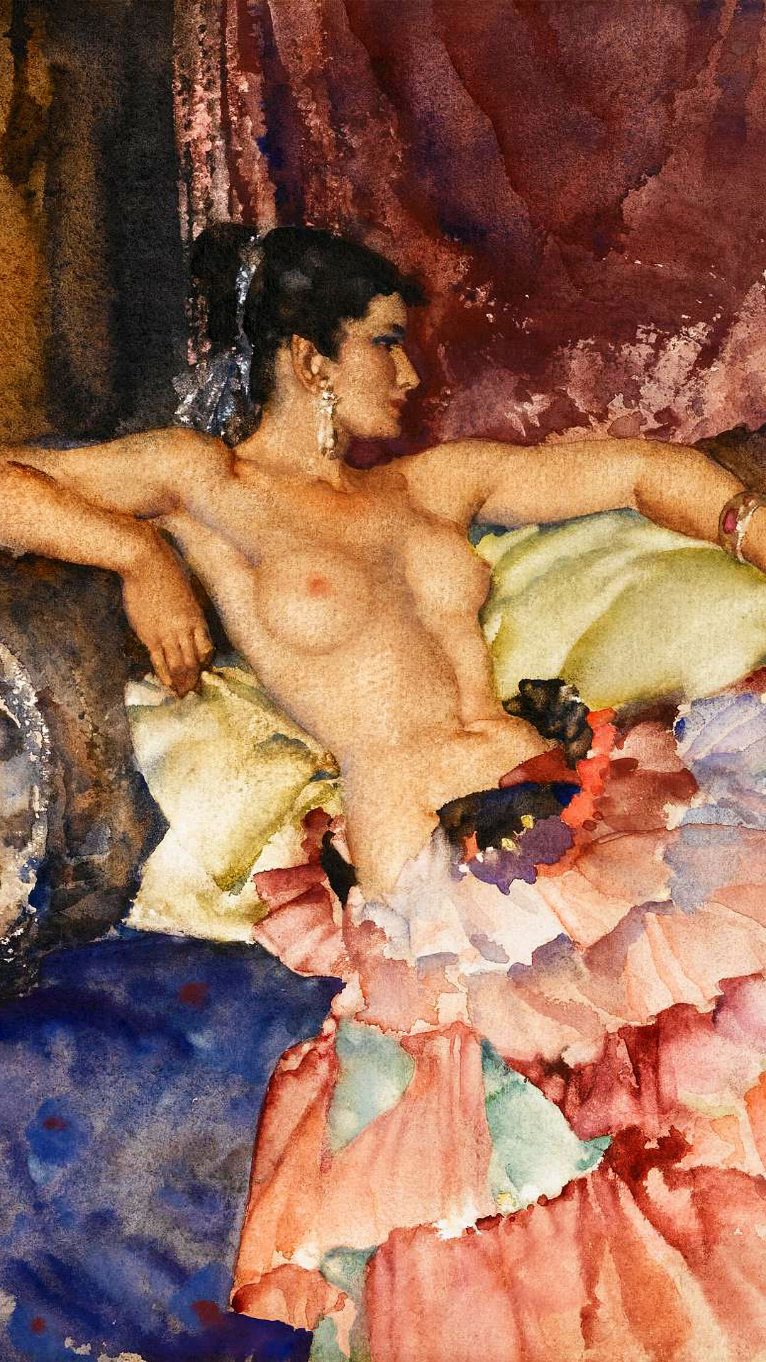 William Russell Flint - Olearia 1080x1920
