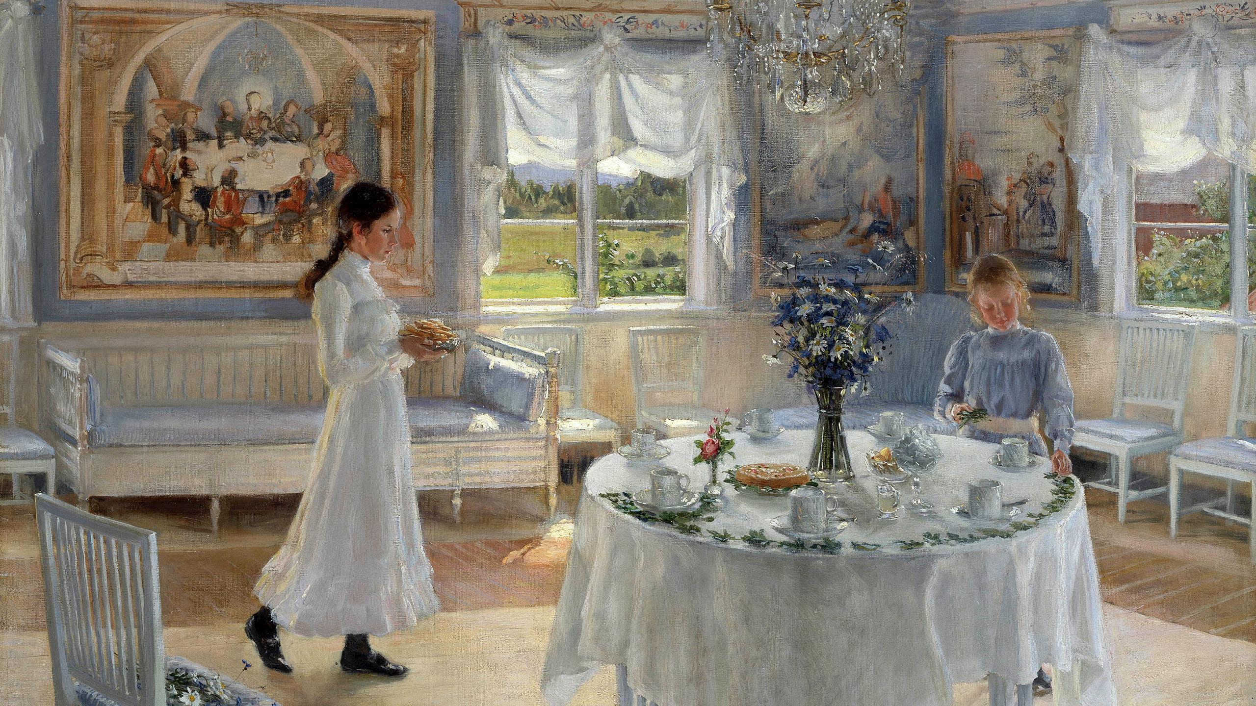 Fanny Brate - A Day of Celebration 2560x1440