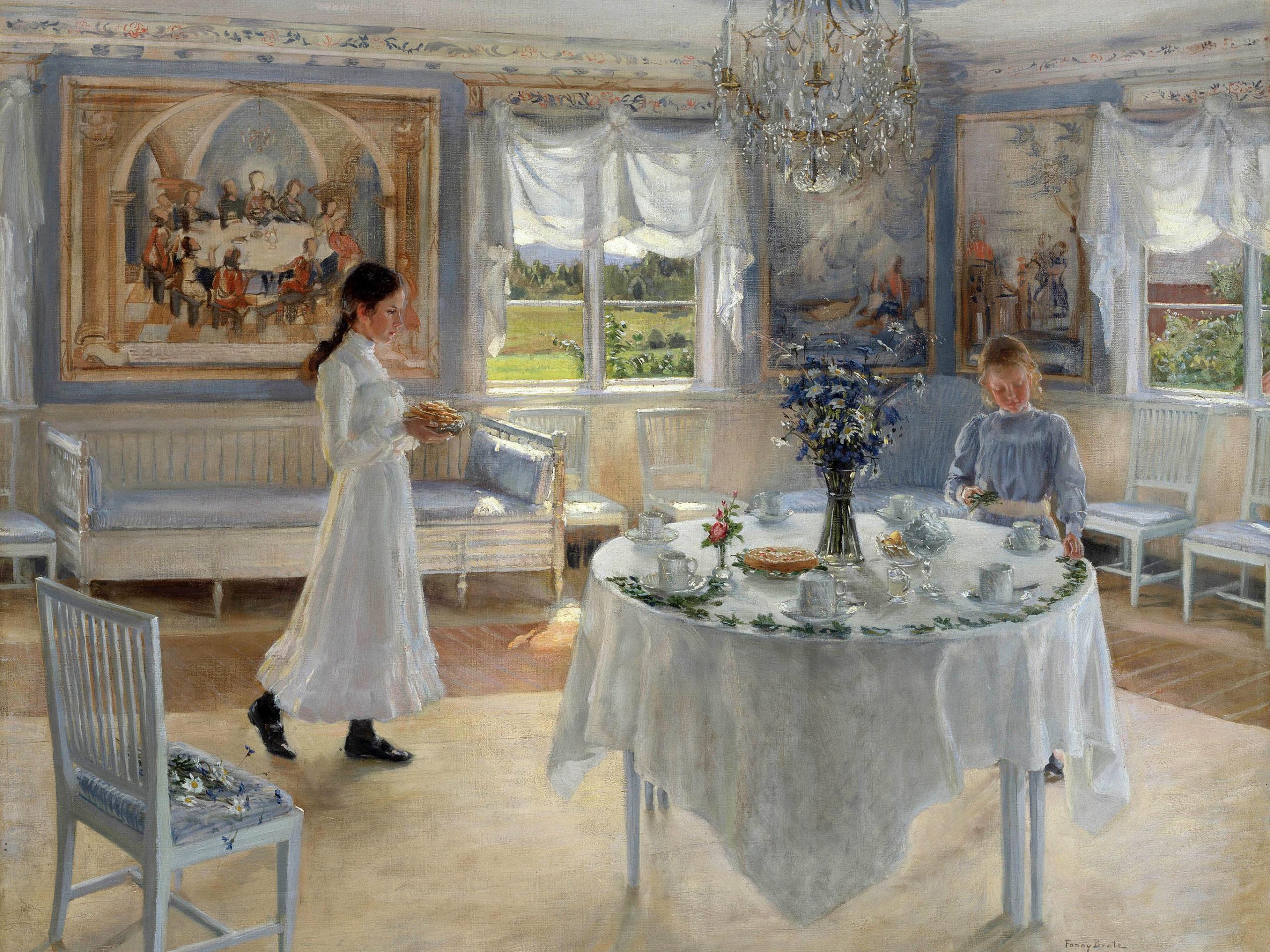 Fanny Brate - A Day of Celebration 2732x2048