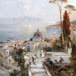 フランツ・リチャード・アンターバーガー / The view from the Balcony