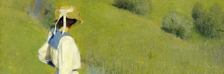 Richard Riemerschmid - In the Countryside 1500x500