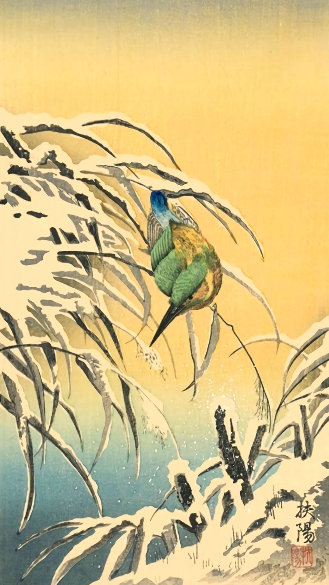 Narasaki Fuyou - Secchu kawasemi 1080x1920