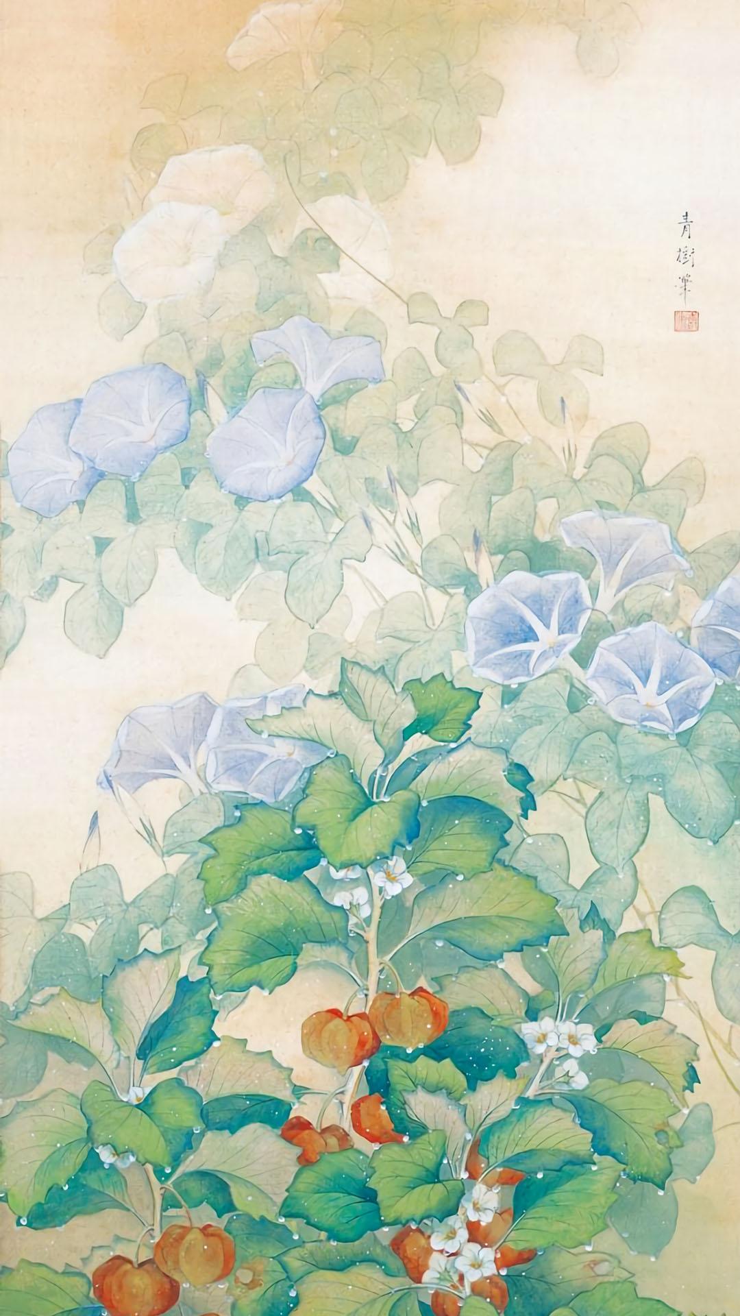 Omoda Seiju - Asatsuyu 1080x1920