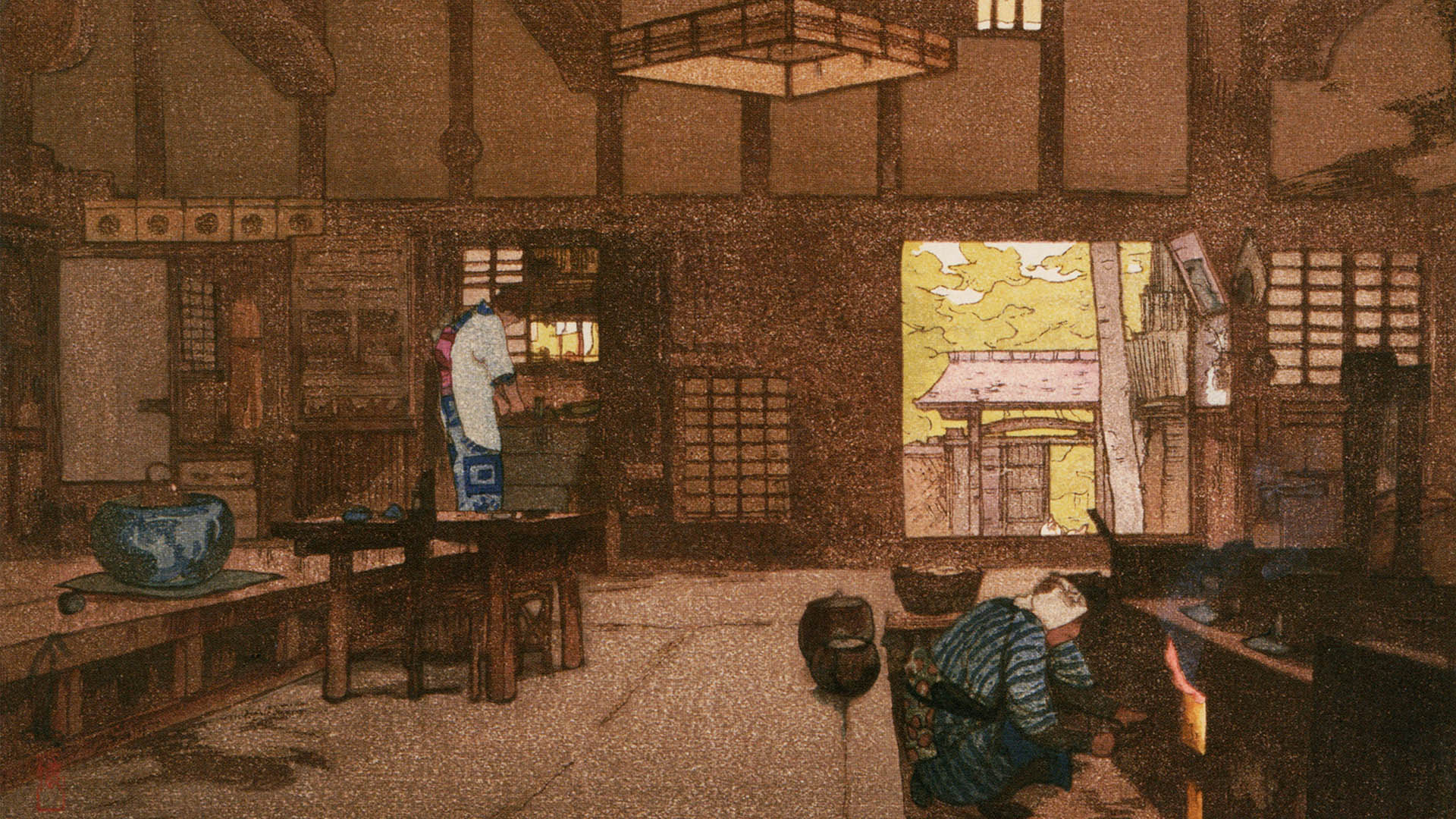 Yoshida Hiroshi - Nouka 1920x1080