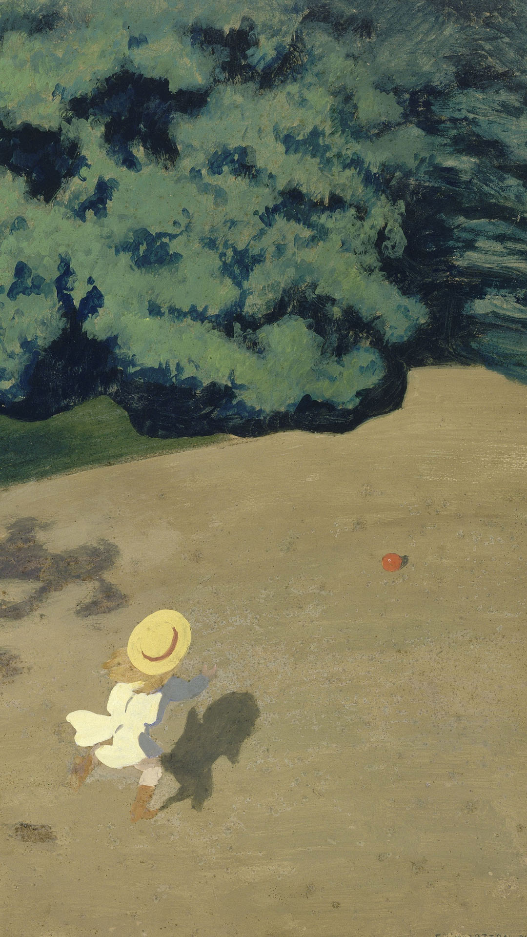 Felix Vallotton - The Ball 1080x1920