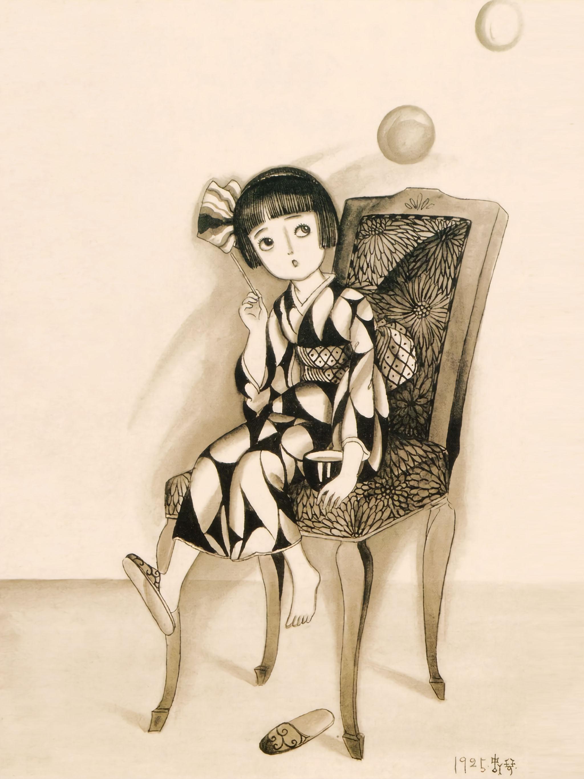 Fukiya Koji - Shabon dama 2732x2048