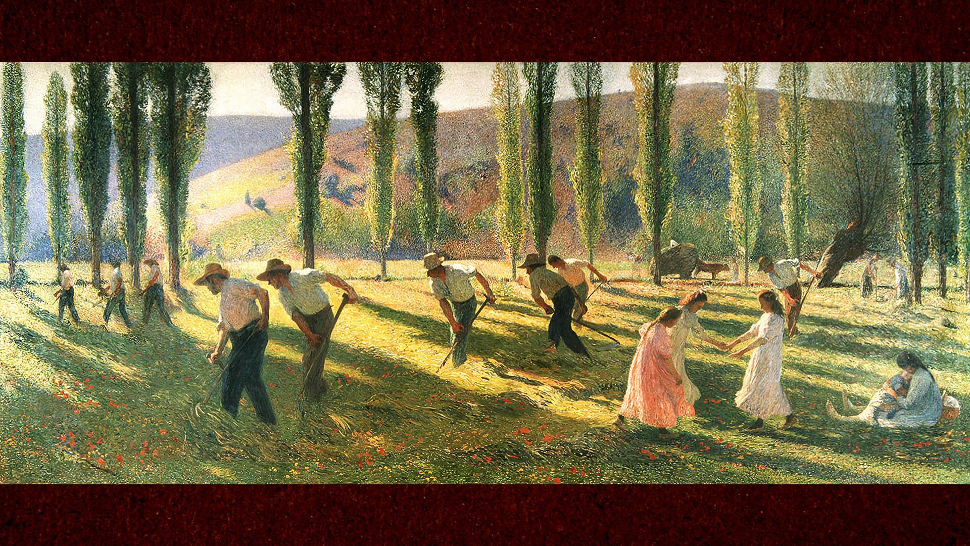 Henri Martin - Summer 1920x1080 2