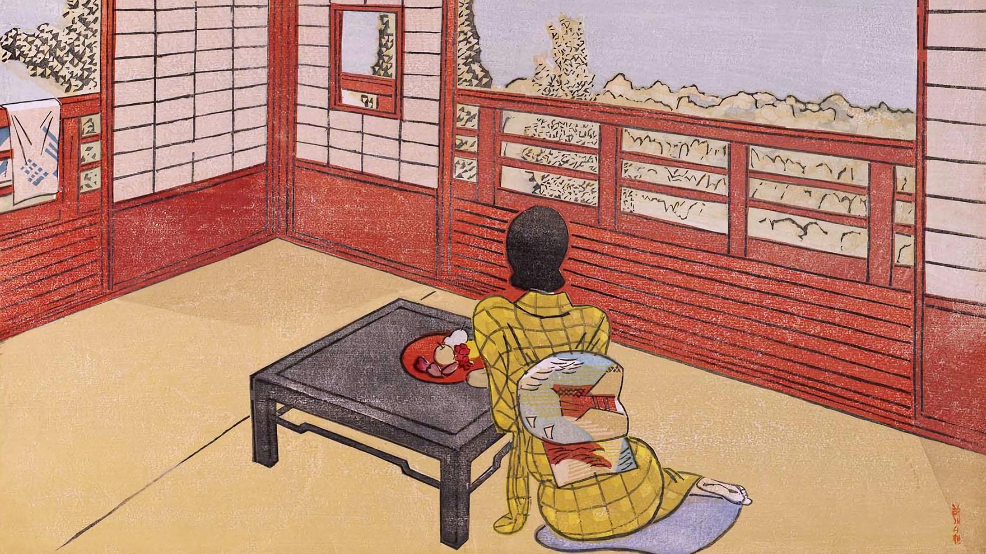 Maekawa Senpan - Umi no mieru yado 1920x1080