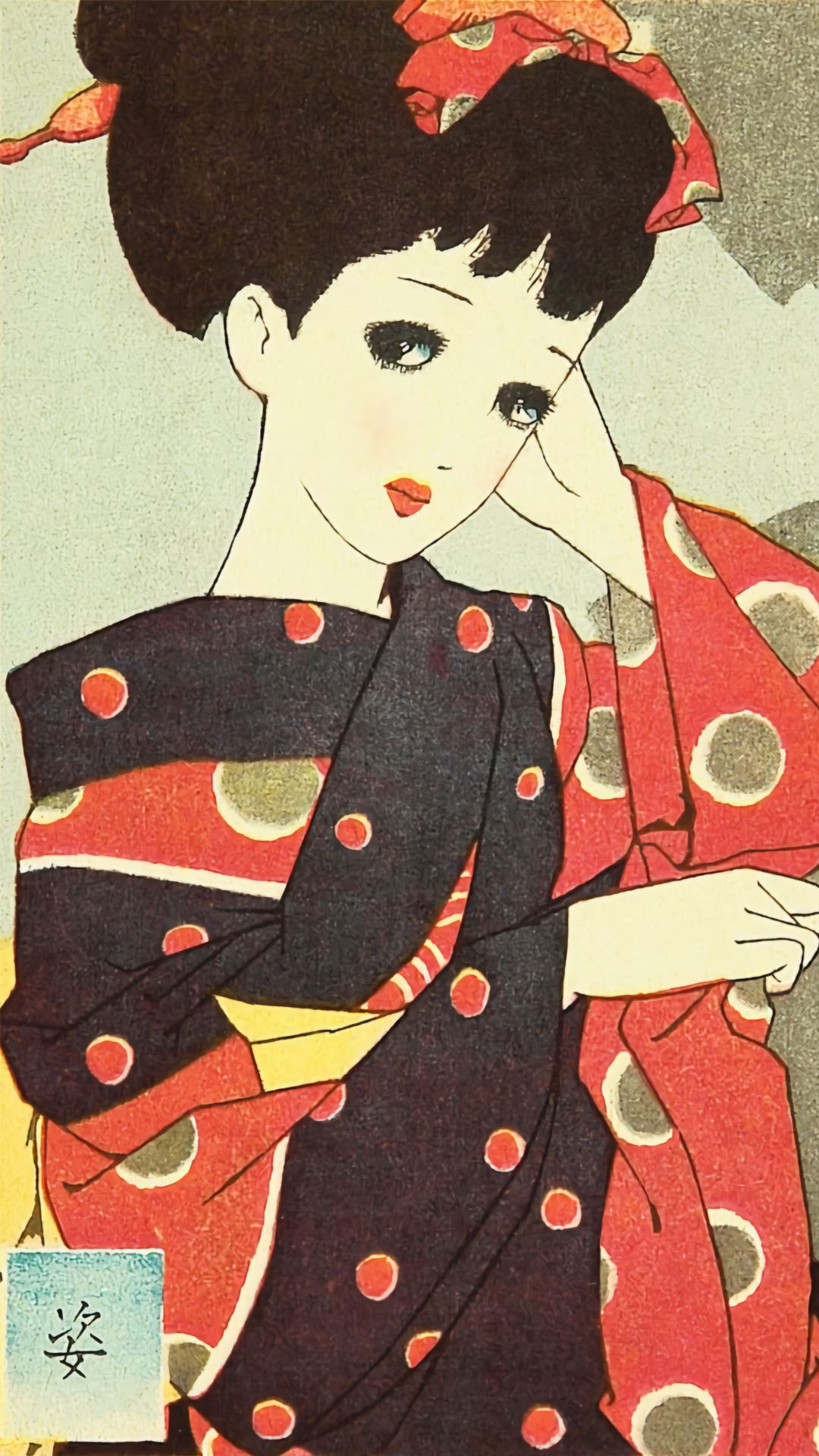 Nakahara Junichi - Sugata 1080x1920