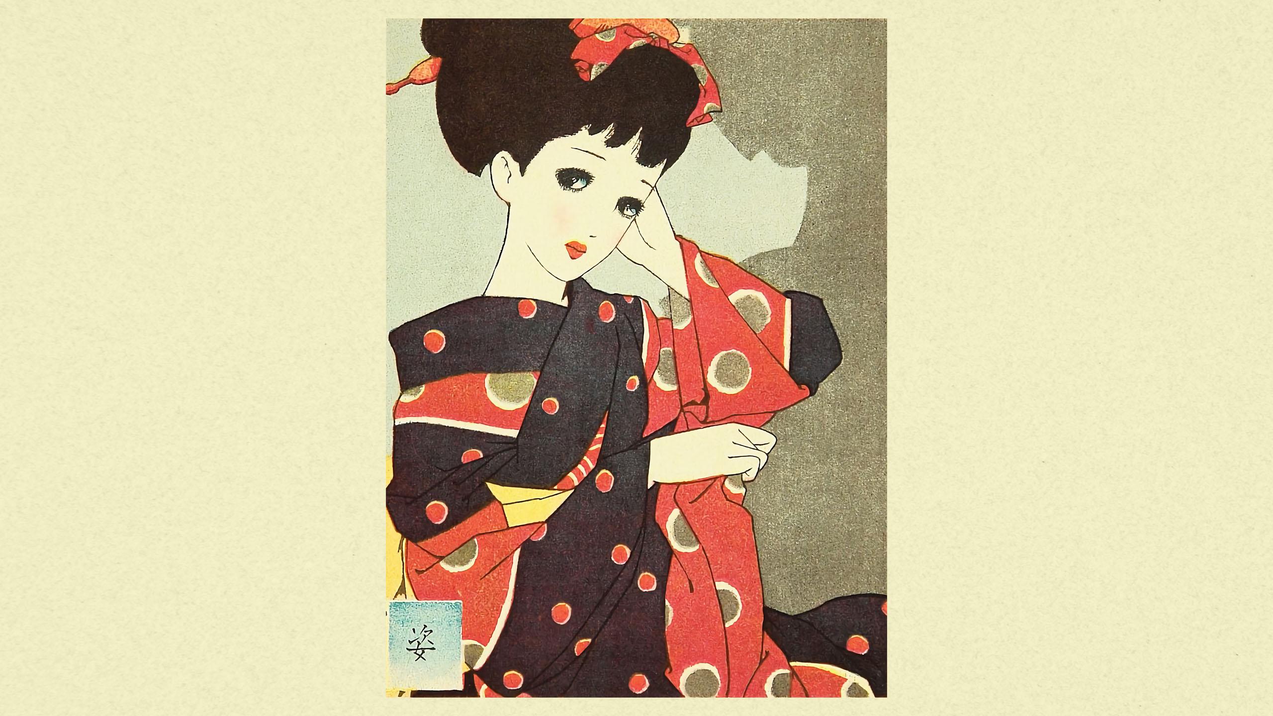 Nakahara Junichi - Sugata 2560x1440
