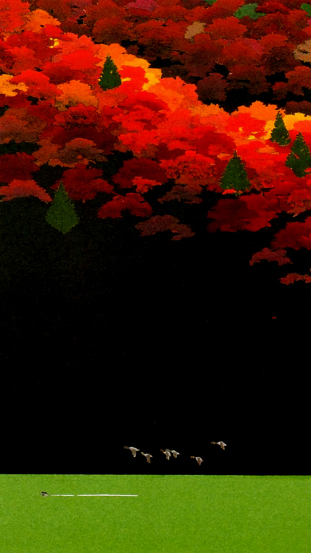Uchida Masayasu - Haeru ryokuko 1080x1920