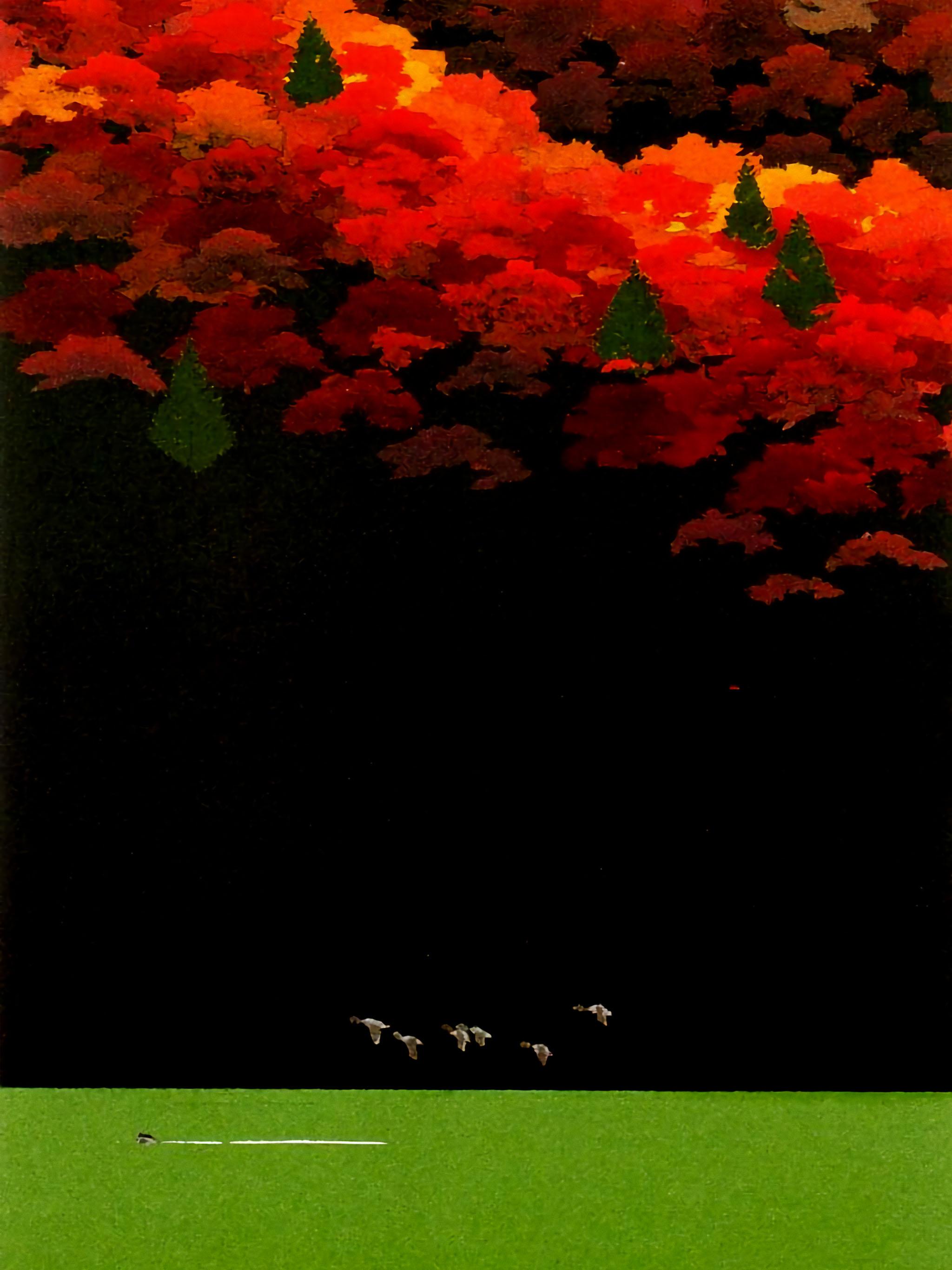 Uchida Masayasu - Haeru ryokuko 2048x2732