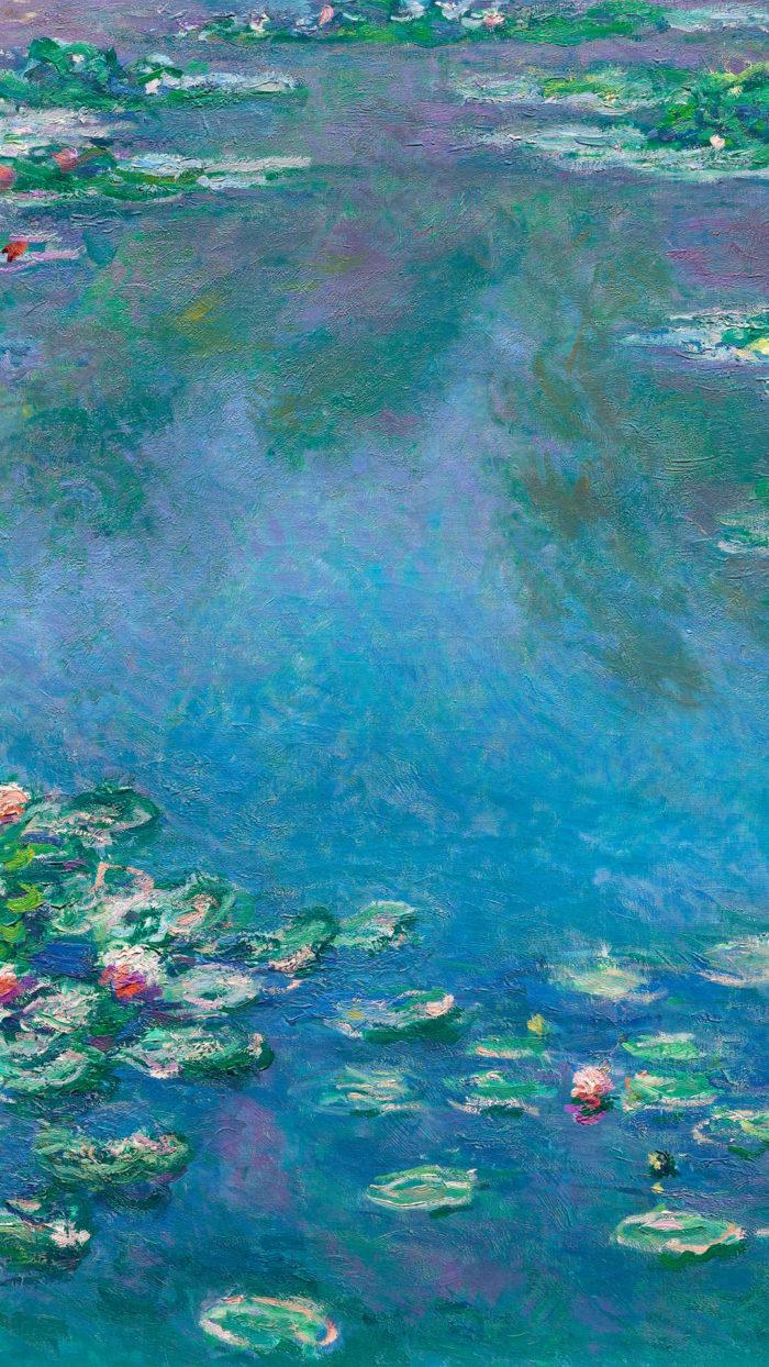 Claude Monet - Water Lilies 1080x1920