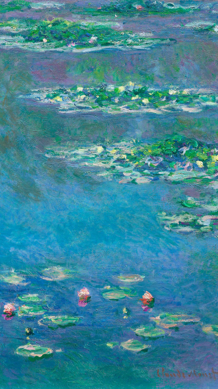Claude Monet - Water Lilies 1080x1920 2
