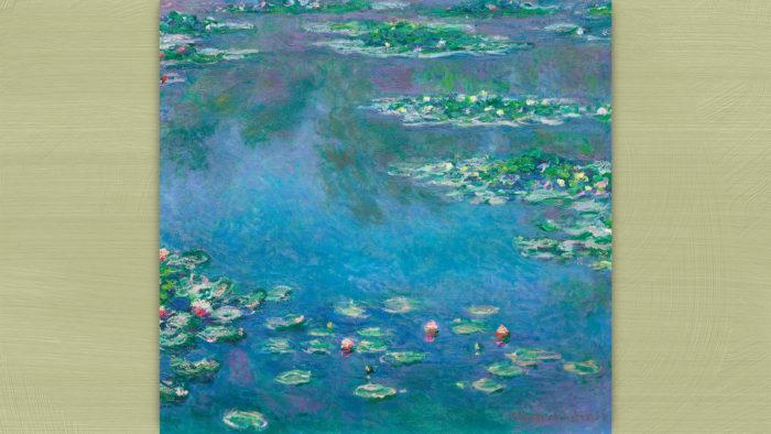 Claude Monet - Water Lilies 1920x1080 2