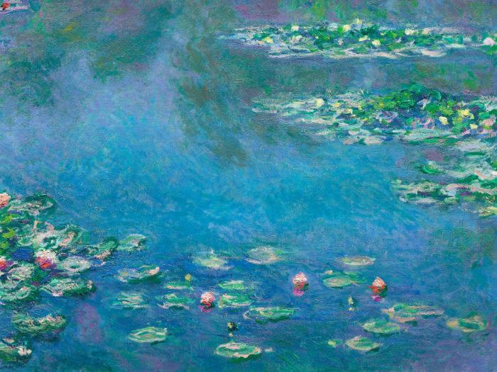 Claude Monet - Water Lilies 2732x2048