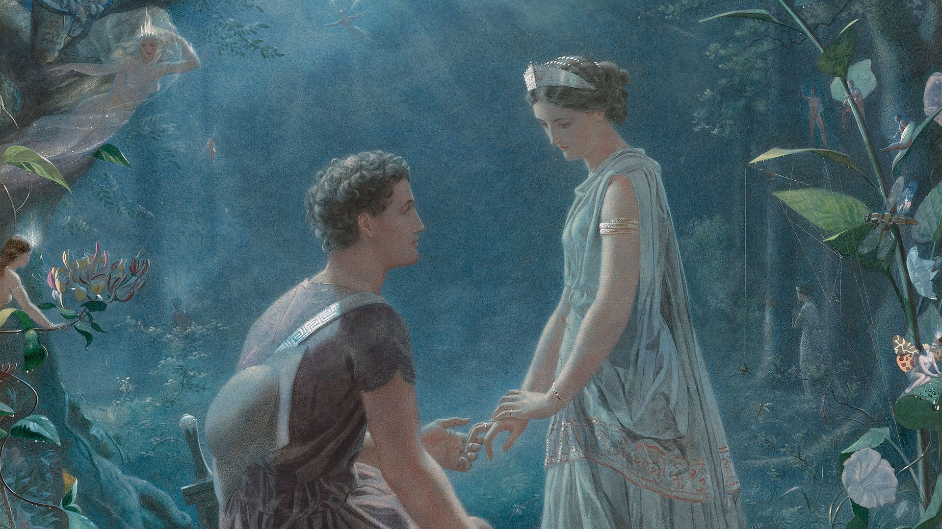 John Simmons - Simmons Hermia and Lysander 1920x1080