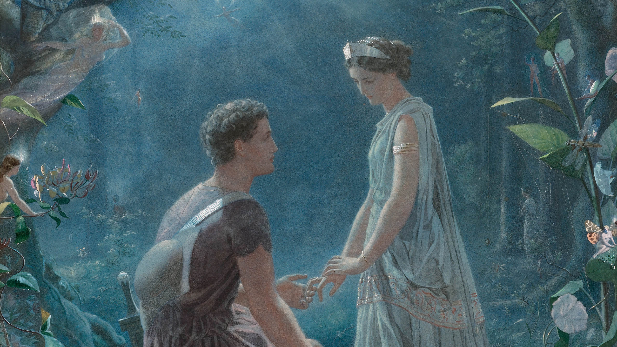 John Simmons - Simmons Hermia and Lysander 2560x1440