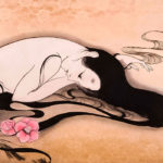 小林ドンゲ / 散る花