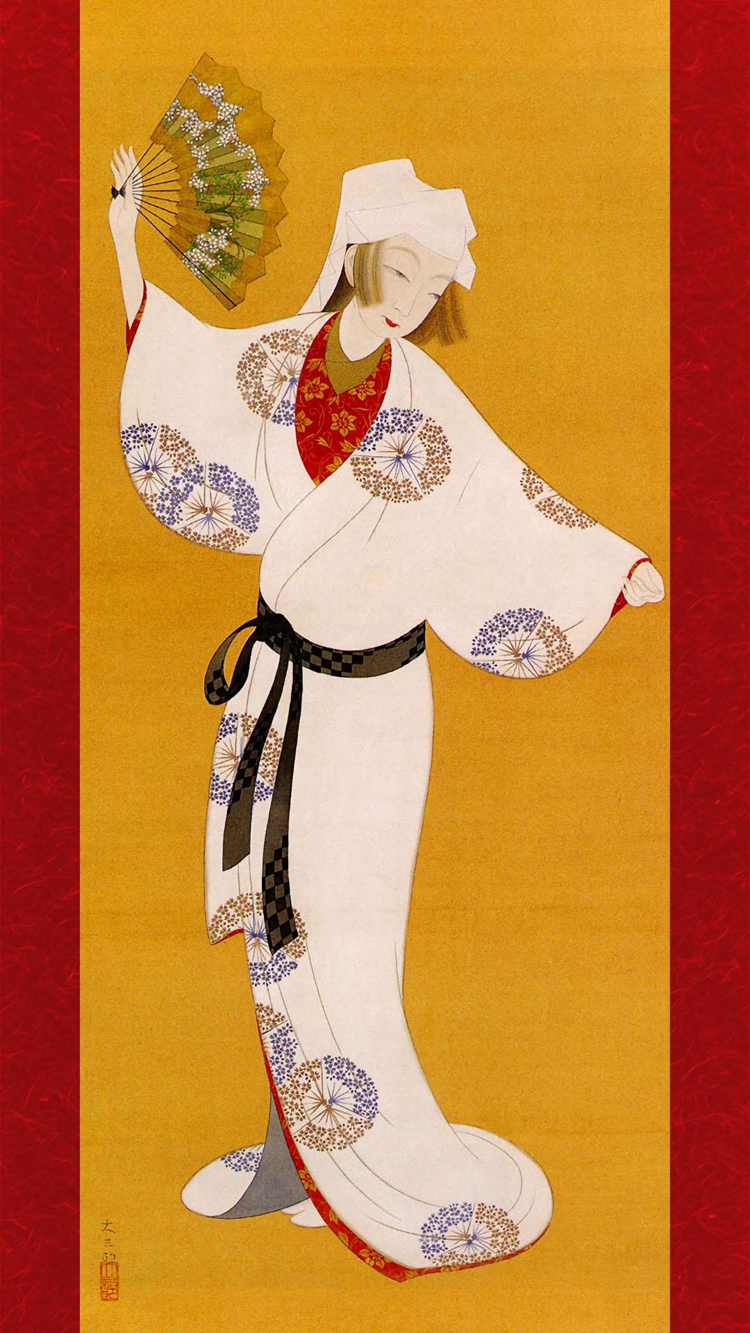 Nakamura Daizaburo - Futari maiko 1 1080x1920