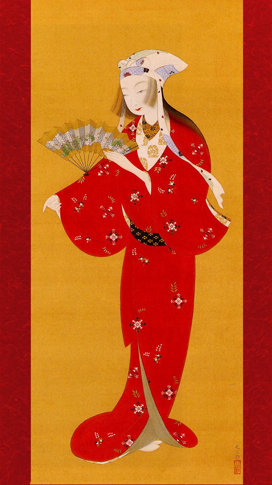 Nakamura Daizaburo - Futari maiko 2 1080x1920