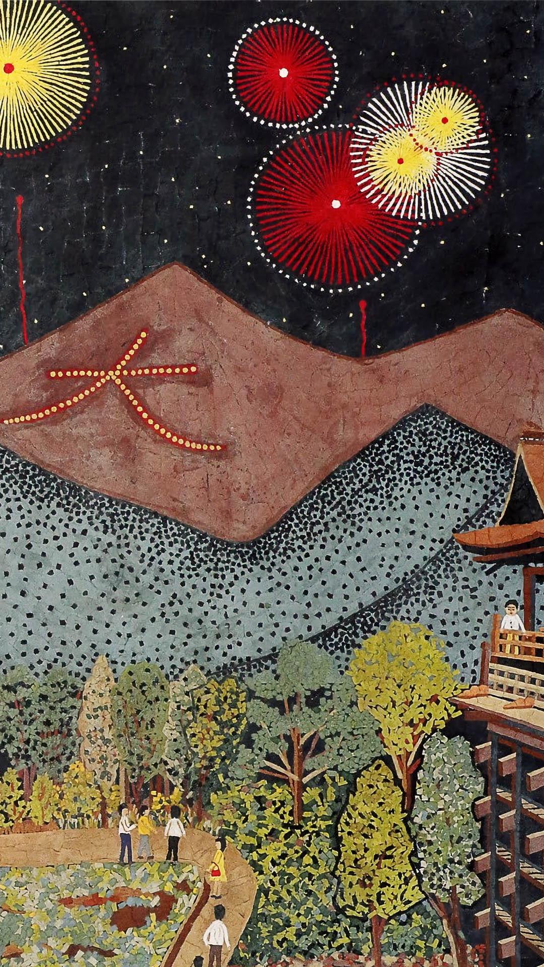 Yamashita Kiyoshi - Kiyomizu dera 1080x1920