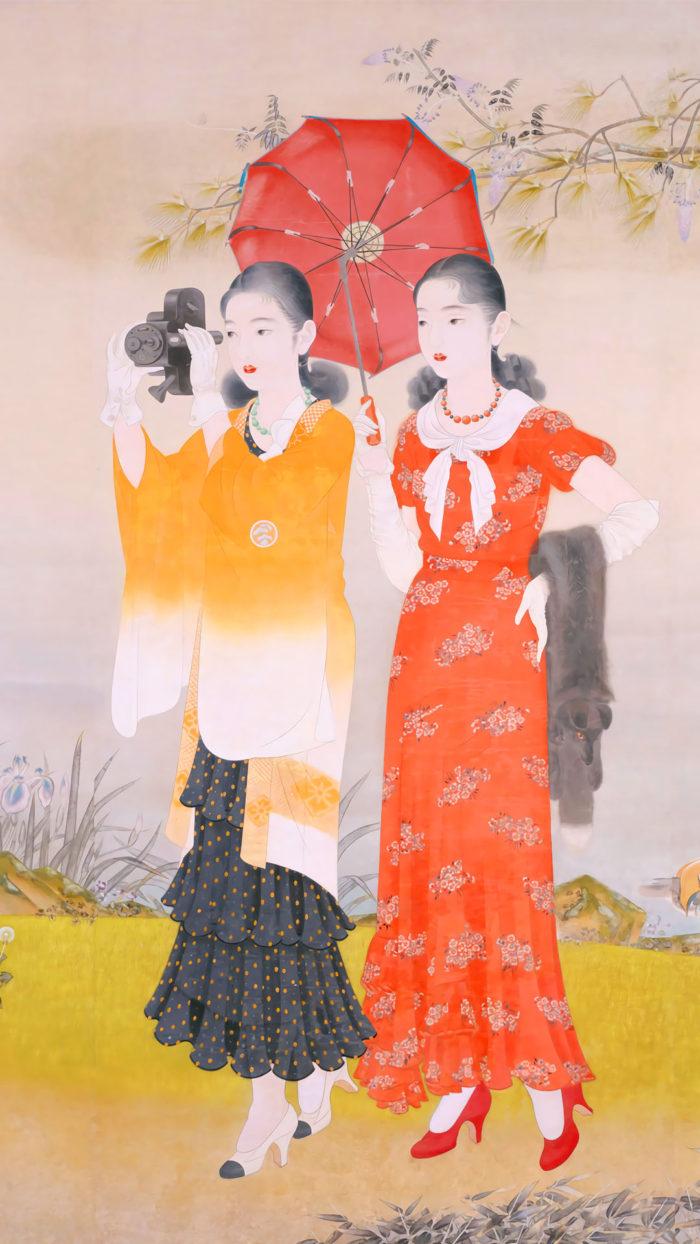 Enomoto Chikatoshi - Chihan Syunkyo 1080x1920