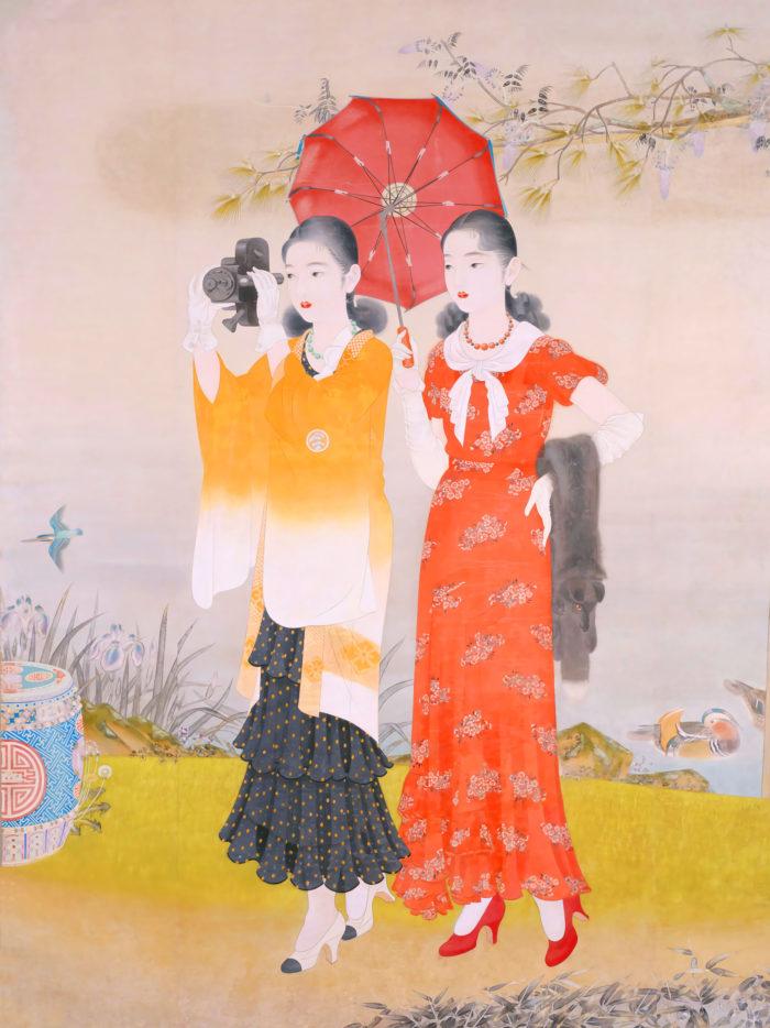 Enomoto Chikatoshi - Chihan Syunkyo 2048x2732