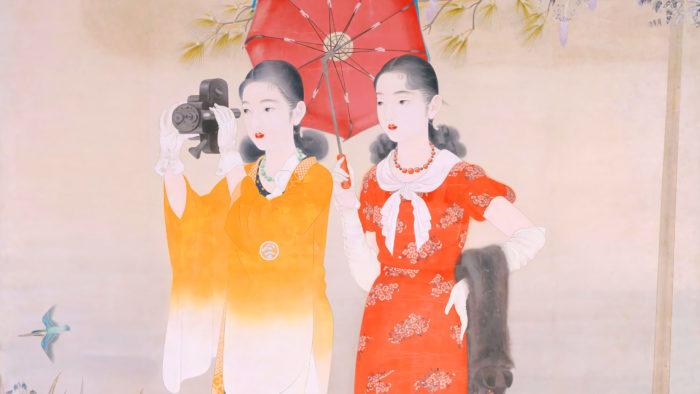 Enomoto Chikatoshi - Chihan Syunkyo 2560x1440