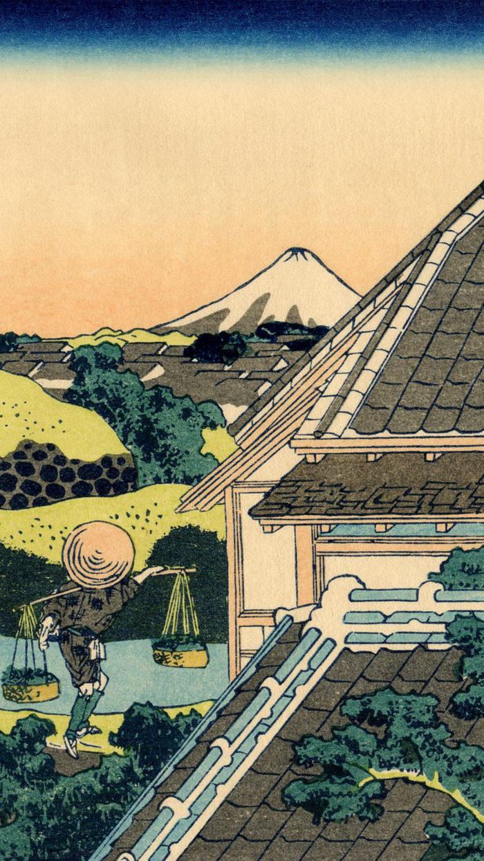 Katsushika Hokusai toto surugadai 1080x1920