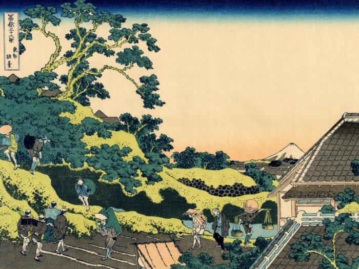 Katsushika Hokusai toto surugadai 2732x2048