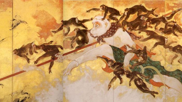 Kawabata Ryushi - Son goku 1920x1080