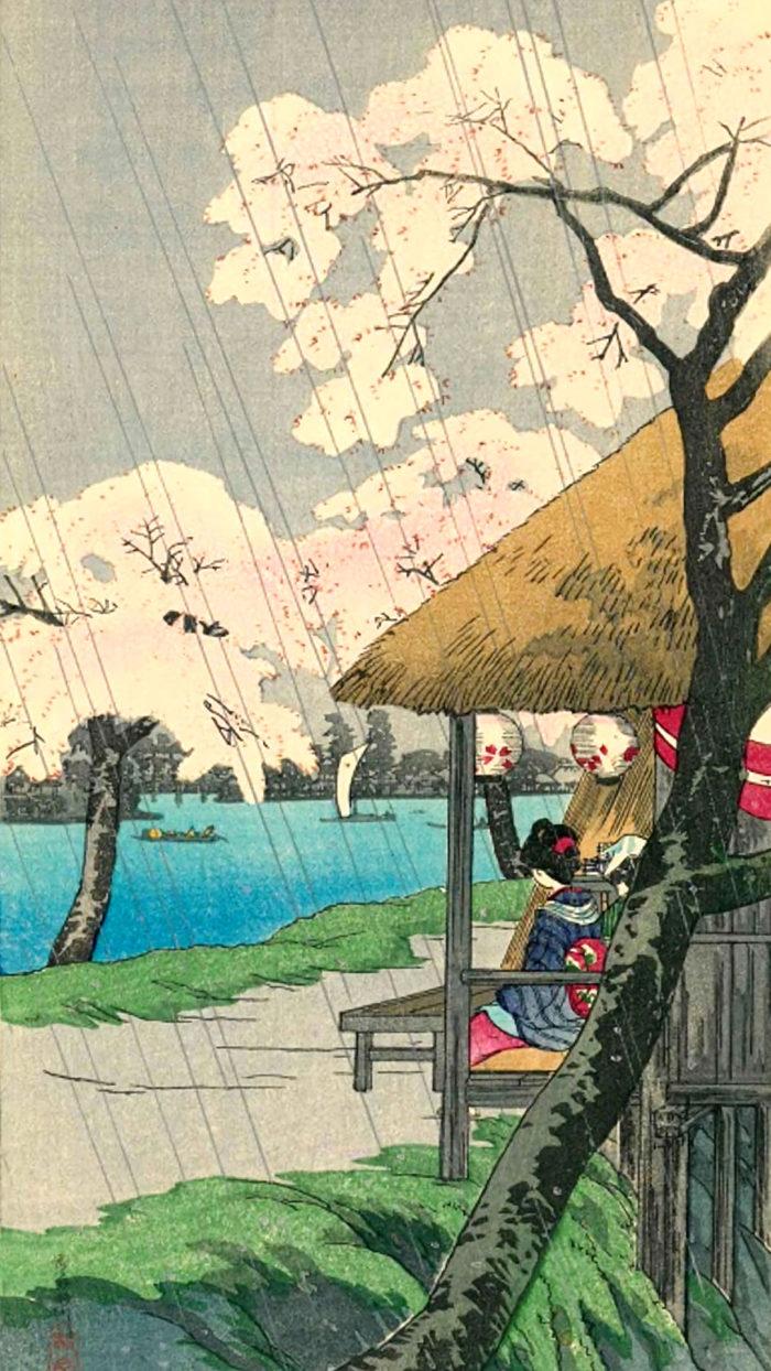 Takahashi Shotei - Sumidagawa 1080x1920