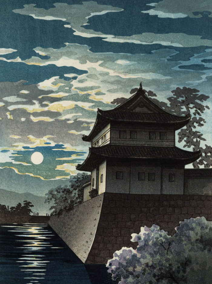 Tsuchiya Koitsu - Kyoto nijojo 2048x2732