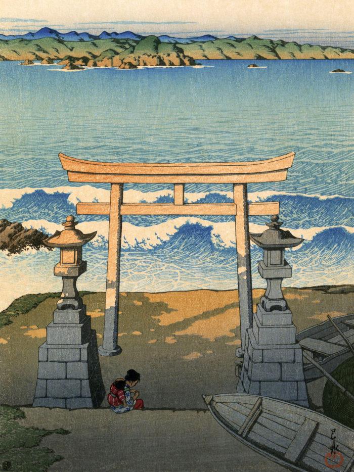 Kawase Hasui - Boshu futomi 2732x2048