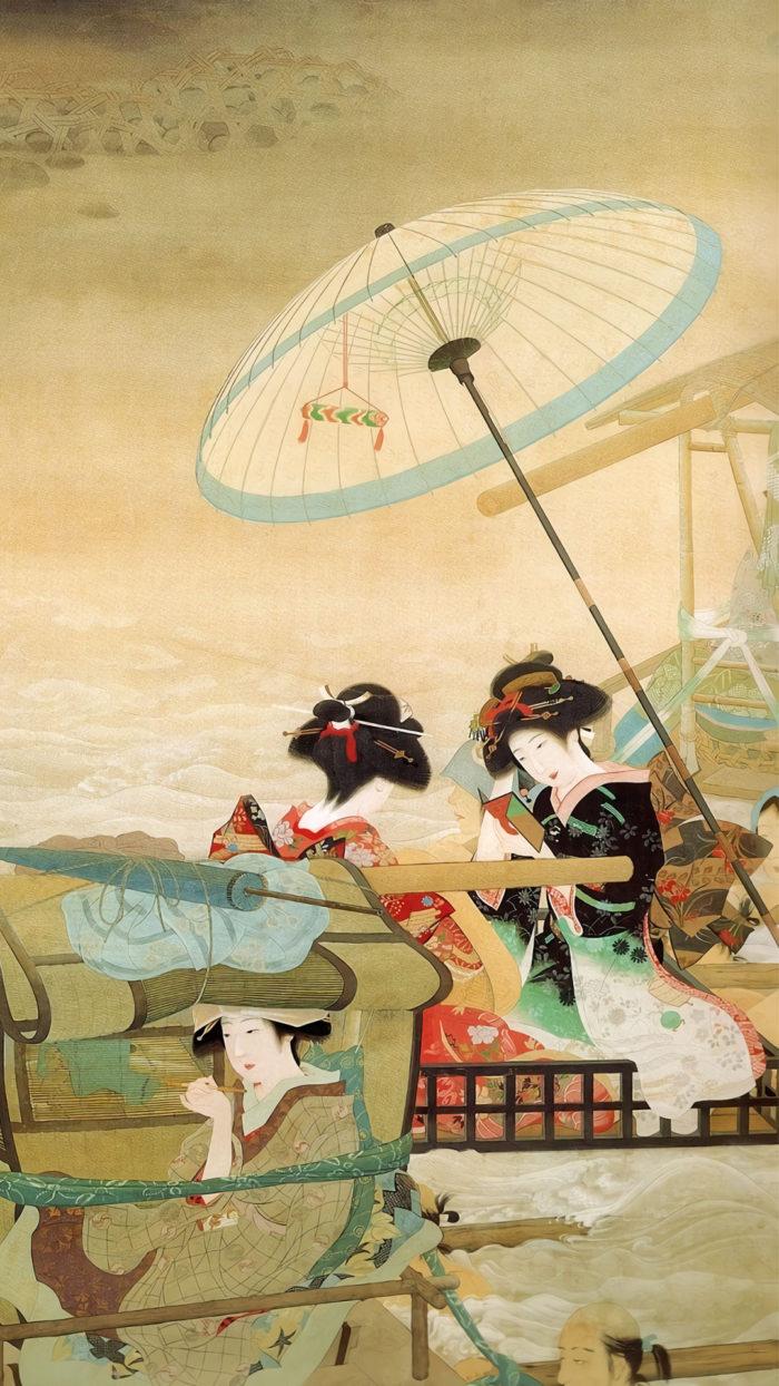 Masuda Gyokujo - Oigawa 1080x1920