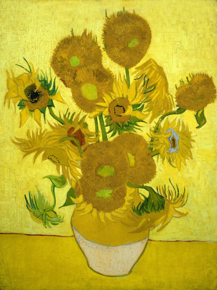 Vincent van Gogh - Sunflowers 2048x2732