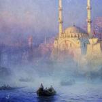 イヴァン・アイヴァゾフスキー / Constantinople, mosque of Top-Kahne